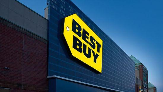 How did Best Buy survive in Amazon's heyday?